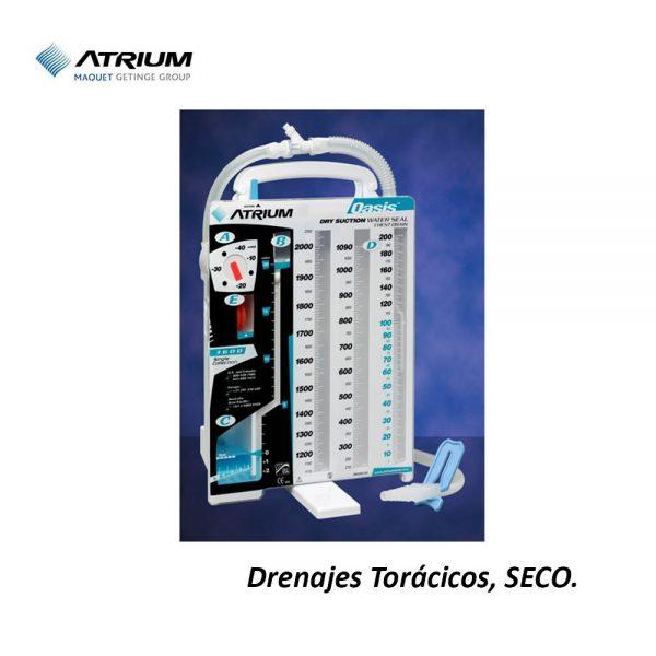 Drenajes Torácicos, SECOS 03
